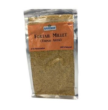 Picture of Naveenam Foxtail Millets (Thinai) Whole