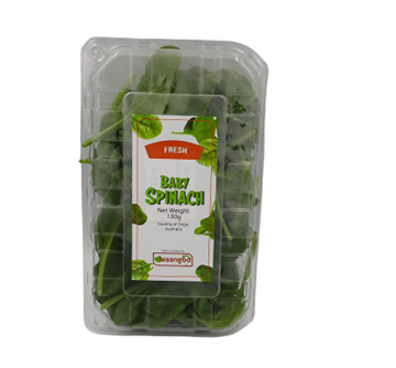 Picture of Fresh Baby Spinach
