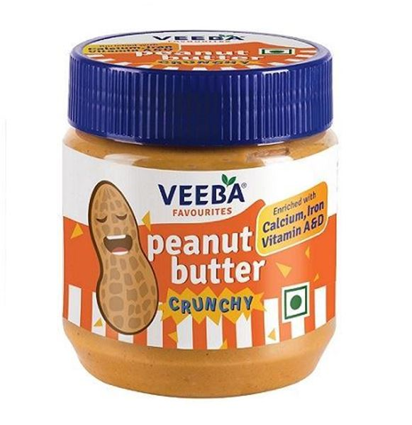 Picture of Veeba Crunchy Peanut Butter