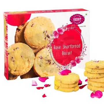 Picture of Karachi Bakery Rose Short Bread  Biscuits