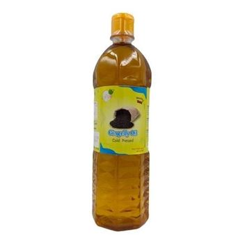 Picture of Juspure Premium Chekku Cold Pressed  Sesame/Gingelly Oil