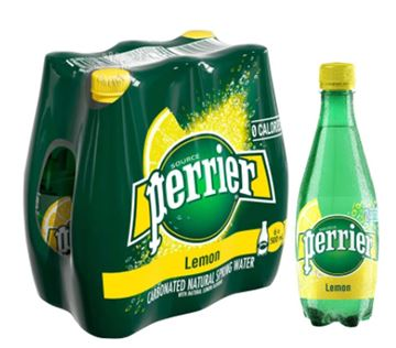 Picture of Perrier Sparkling Water Lemon (Pet)