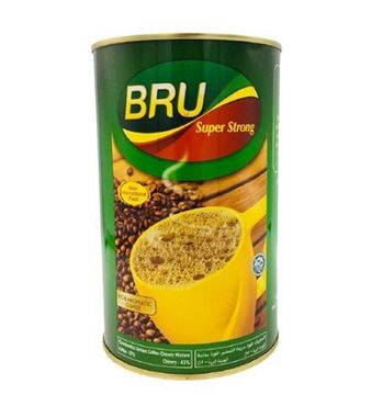 Picture of BRU Instant Super Strong Coffee Tin