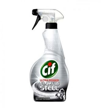 Picture of CIF Ultra Power Stainless Steel Cleaner