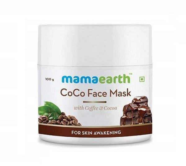 Picture of Mamaearth CoCo Face Mask (Certified ORGANIC)