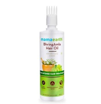 Picture of Mamaearth BhringAmla Hair Oil (Certified ORGANIC)