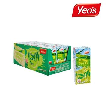 Picture of Yeo's Ice Green Tea With Jasmine