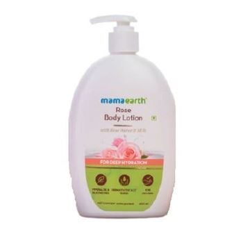 Picture of Mamaearth Rose Body Lotion (Certified ORGANIC)