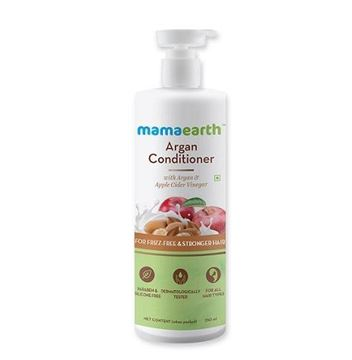 Picture of Mamaearth Argan Conditioner With Apple Cider Vinegar (Certified ORGANIC)