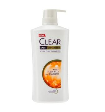 Picture of Clear Women Anti Hair Fall Scalp Care Shampoo