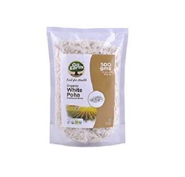 Picture of Go Earth Poha/Rice Flakes (Certified ORGANIC)