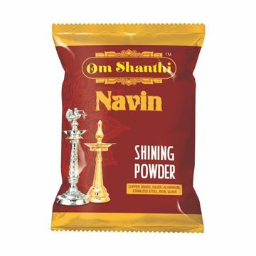 Picture of Navin Pooja Vessels Washing/Shining Powder (India)