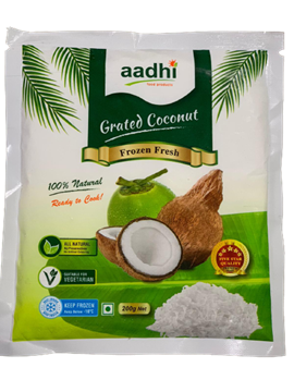 Picture of Aadhi Fresh Grated coconut (Chilled)