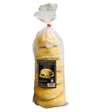 Picture of Freshly Baked Burger Bun (Eggless) ~ Deliver Atleast 3 day before it Expires