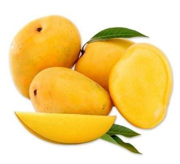 Picture of Fresh Banganapalli Mangoes India (No Exchange or Refund for this item)
