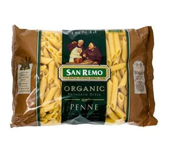 Picture of San Remo Penne Pasta (Certified ORGANIC)