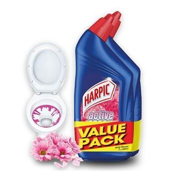 Picture of Harpic Wild Flowers Active Cleaning Gel