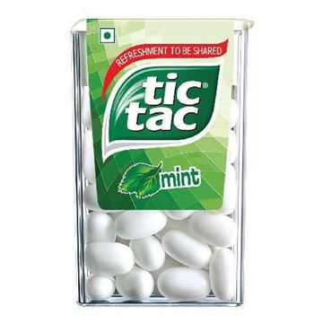 Picture of Tic Tac Fresh Mint Mouth Freshener