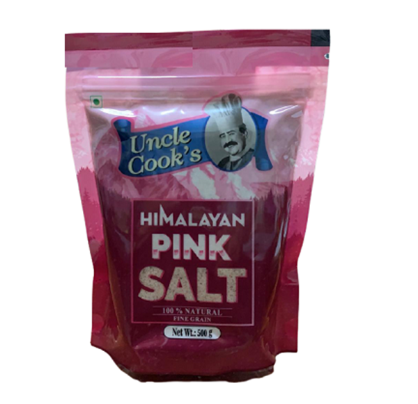 Picture of Uncle Cook's Pure Himalayan Pink Fine Salt