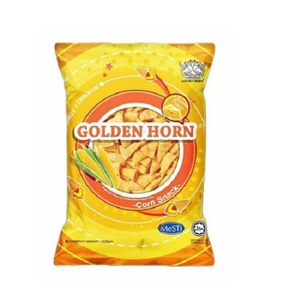Picture of Golden Horn Cheesy Corn Chips