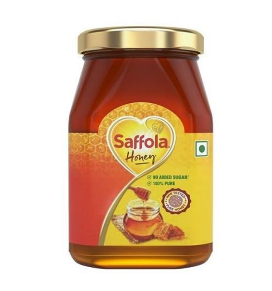 Picture of Saffola Pure Natural Honey ~ OFFER