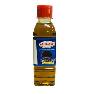 Picture of Akilam Wood/Cold Pressed Mustard Oil