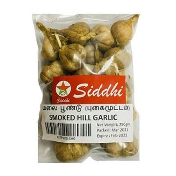 Picture of Siddhi Smoked Hill Garlic (Lahsun)