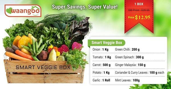 Picture of SMART Veggie Box