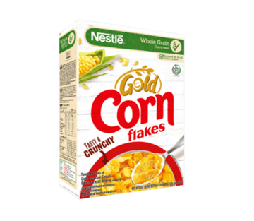 Picture of Nestle Cereal Whole Grain Breakfast Gold Corn Flakes