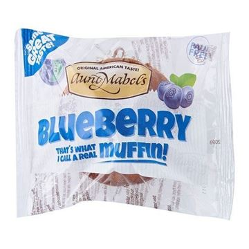 Picture of Aunt Mabel's Blueberry Muffins