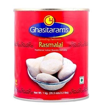 Picture of Ghasitaram Rasmalai Sweets