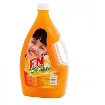 Picture of F&N Cordial Orange Syrup