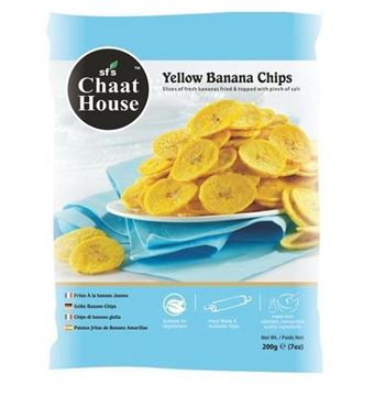 Picture of Sfs Chaat House Yellow Banana Chips