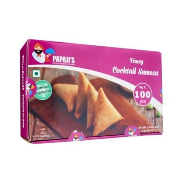 Picture of Papaji's Cocktail Samosas (Chilled)