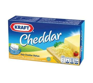 Picture of Kraft Cheddar Cheese Block  (Chilled)