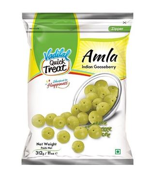 Picture of Vadilal Quick Treat Whole Amla (Gooseberry) (Chilled)