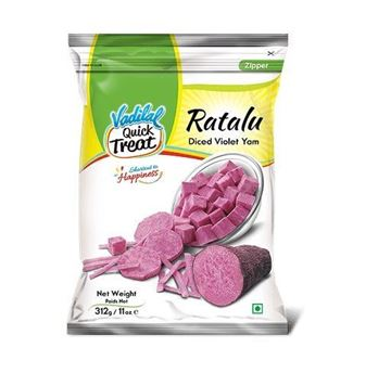 Picture of Vadilal Quick Treat Ratalu Violet Yam (Chilled)