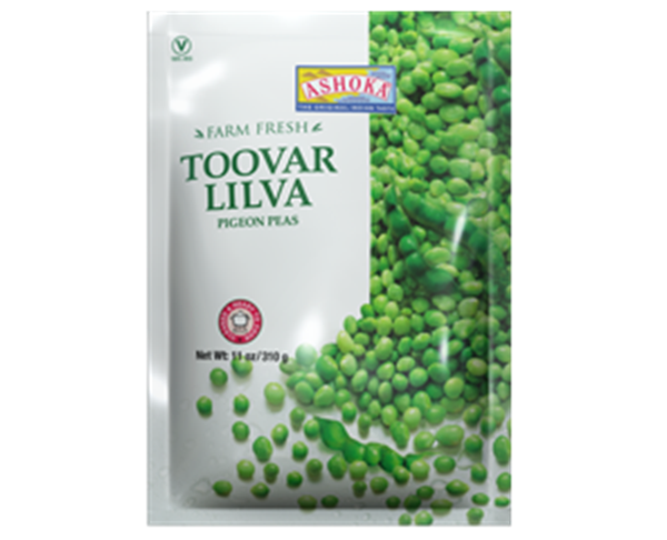 Picture of Ashoka Fresh Toovar Lilva (Toor Dal Whole) Chilled