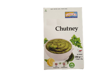 Picture of Ashoka Mint Chutney (Paste) (Chilled)