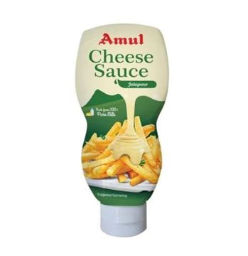 Picture of Amul Cheese Sauce Jalapeno