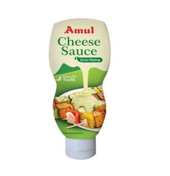 Picture of Amul Cheese Sauce Green Chutney