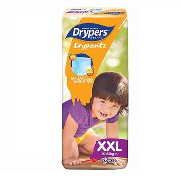 Picture of Drypers Drypantz Diapers (15 To 25 Kg) XXL