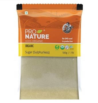 Picture of Pro Nature Sulphurless Sugar (Certified ORGANIC)