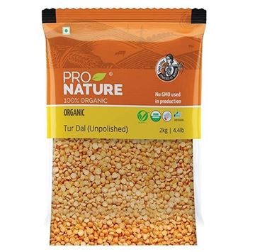 Picture of Pro Nature Toor (Arhar) Dal (Certified ORGANIC)
