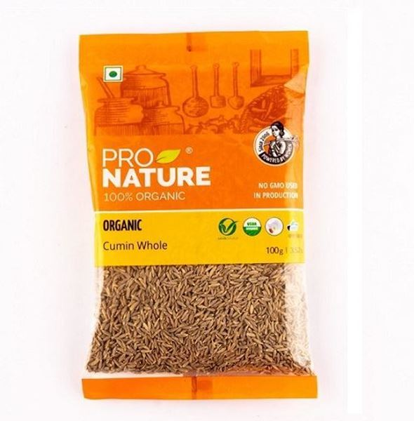 Picture of Pro Nature Cumin Whole (Certified ORGANIC)