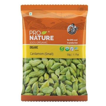 Picture of Pro Nature Cardamom (Certified ORGANIC)