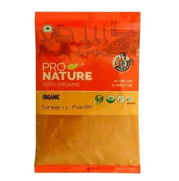 Picture of Pro Nature Turmeric Powder (Certified ORGANIC)
