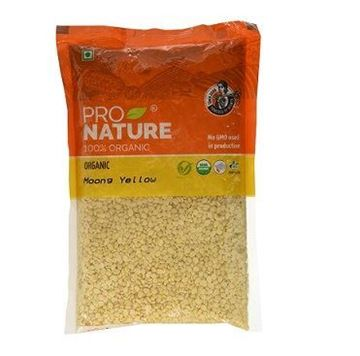 Picture of Pro Nature Yellow Moong Dal (Certified ORGANIC)