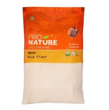 Picture of Pro Nature Rice Flour (Certified ORGANIC)