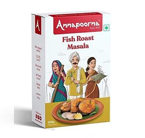 Picture of Annapoorna Fish Roast Masala